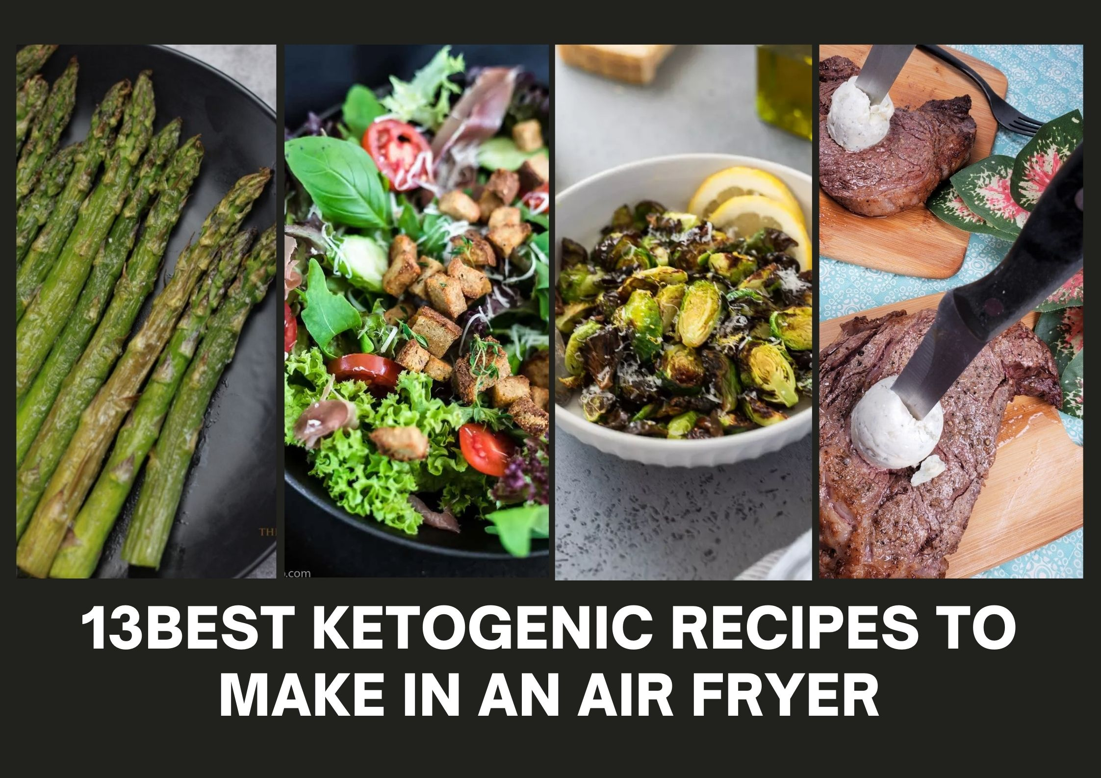 13 Keto Air Fryer Recipes – Best Ketogenic Recipes To Make In An Air Fryer