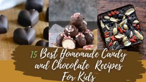 15 Best Homemade & Flavorful Candy Recipes For Kids
