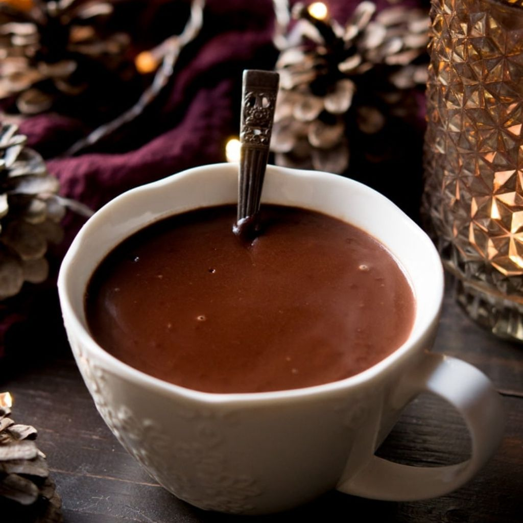 Italian Hot Chocolate – Thick and Decadent