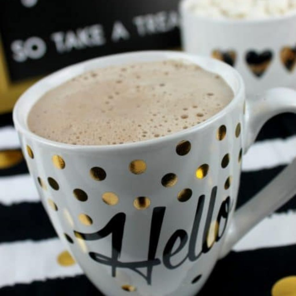 """How to Make Hot Chocolate for """"The Polar Express"""" Movie Night"""