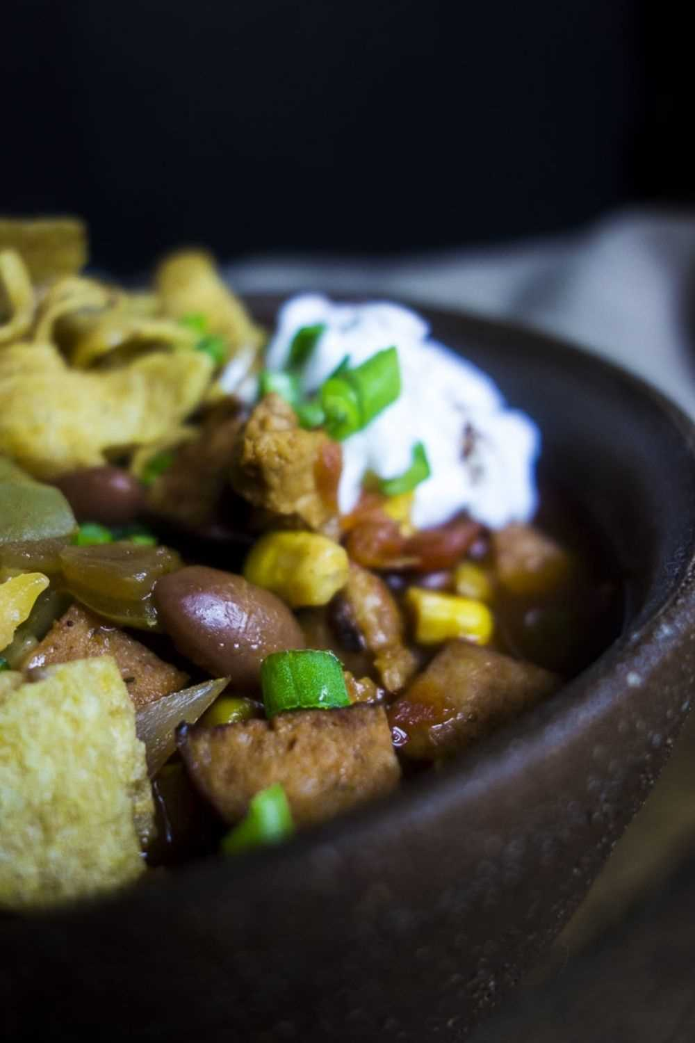 Instant Pot Turkey Chili With Andouille Sausage