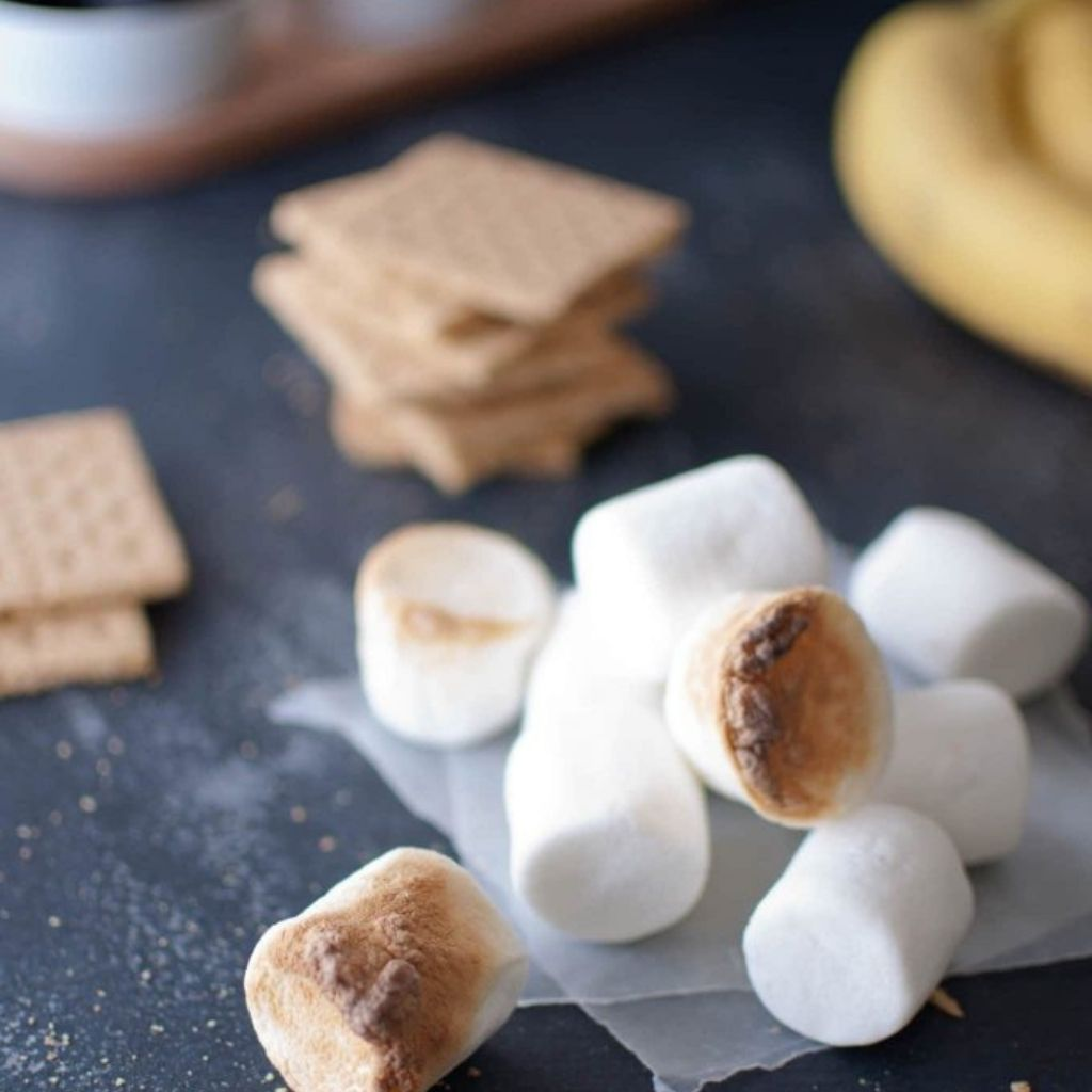 Easy Indoor S'mores with 3 Fun New Toppings