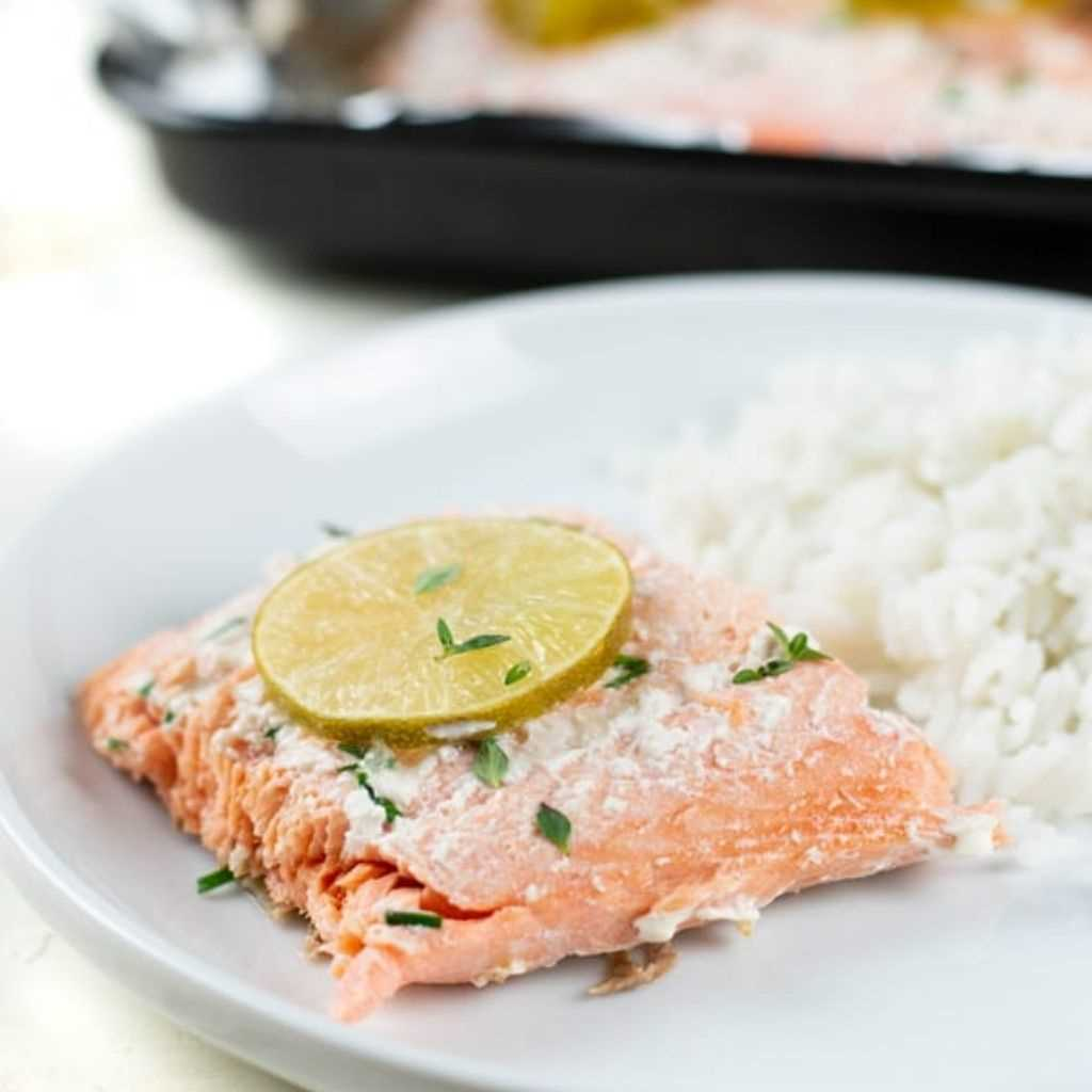 Foil Packet Grilled Coho Salmon Recipe
