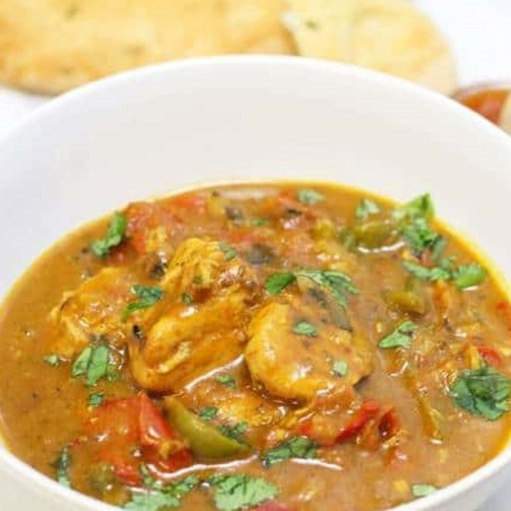 The Indian Chicken Curry Recipe