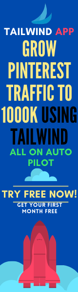 Tailwind App Free Pinterest Schedular To Grow Traffic